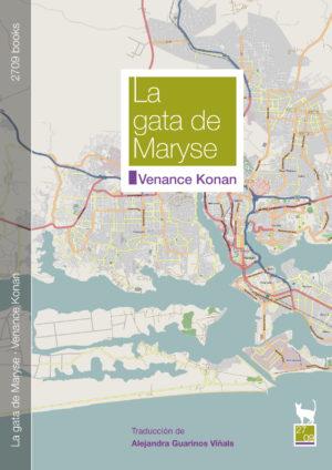 La gata de Maryse - Venance Konan