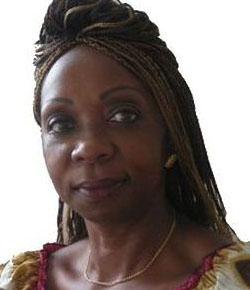 Fatou Keïta. Fuente: web de Fatou Keïta