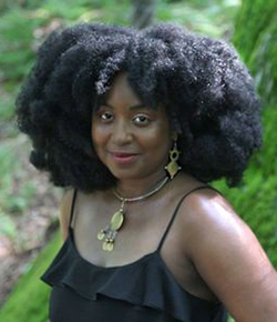 Sheree Renée Thomas. Foto y © de la autora