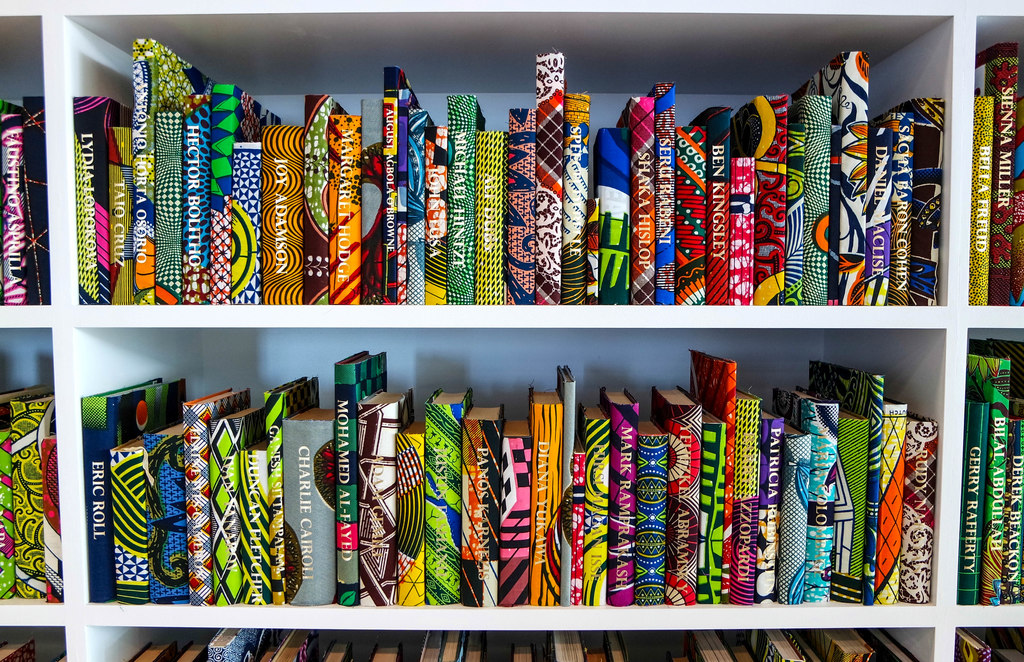 the british library yinka shonibare turner contemporary margate