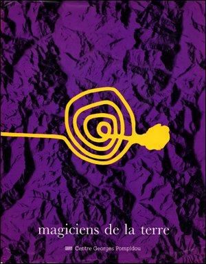 Magiciens de la Terre - cartel de la exposición 1989