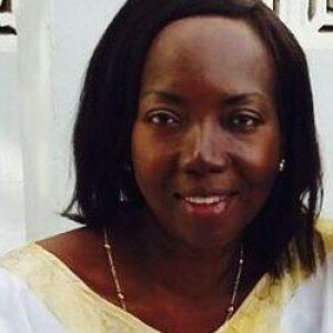 Mariama Ndoye. Fuente: archivo de Mariama Ndoye
