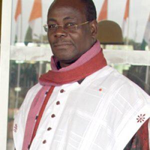 Venance Konan. Foto y © de Abdoulaye Coulibaly.